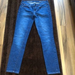 J.Crew Ankle Toothpick Jeans Size 25 Ankle